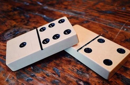 Cara Menghitung Kartu Domino lawan